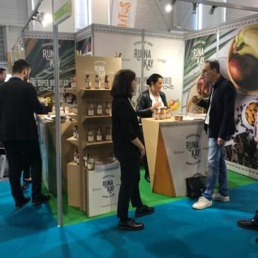 Runakay triunfa también en París: NATEXPO 2019
