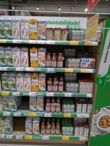 Runakay snack saludable. Auchan Portugal